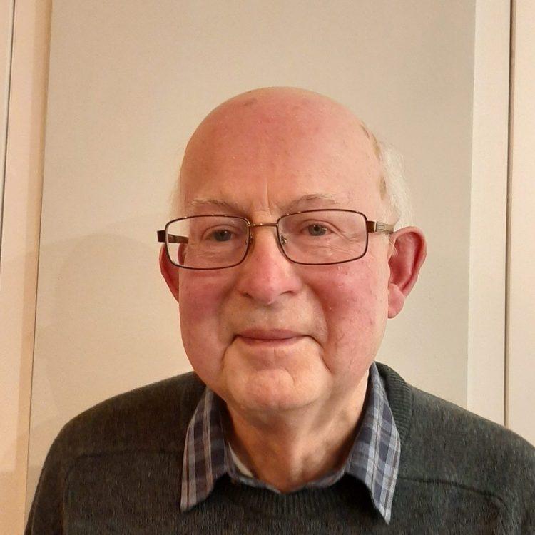 Headshot of Derek Mills, charity trustee