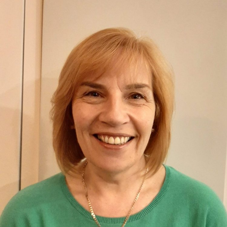 Headshot of Hilary Reaney, Assistant Missioner