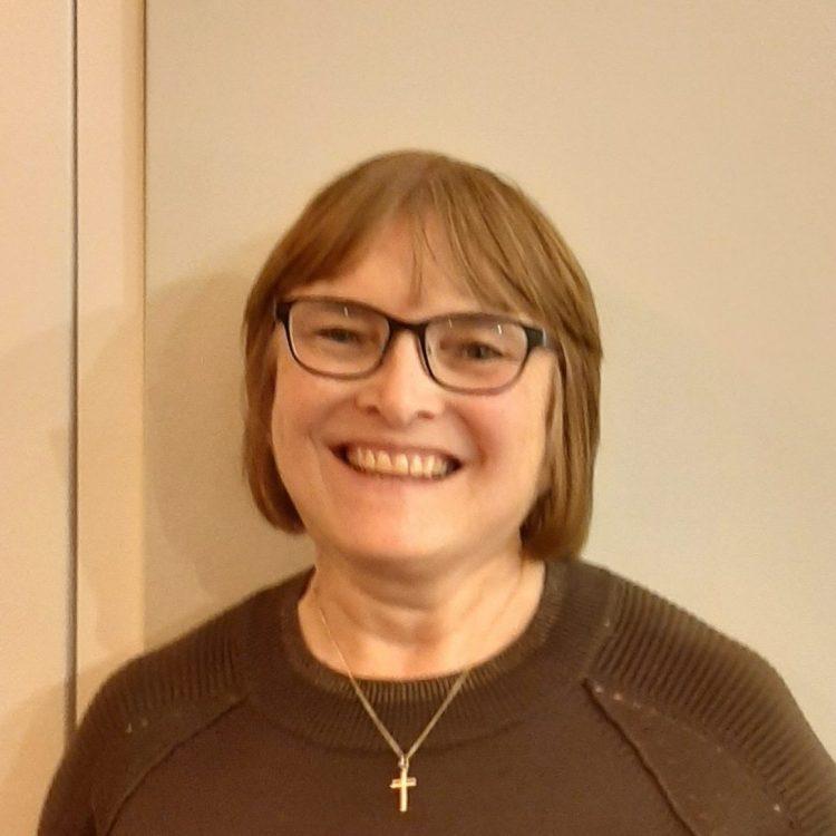 Headshot of Sue Allison, Missioner