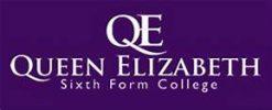 Queen Elizabeth Sixth Form College logo